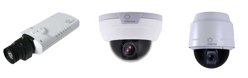 IndigoVision Security Cameras