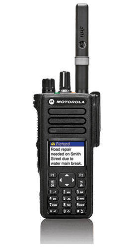 Motorola Two Way Radio Sales Service Cincinnati Ohio Mobilcomm