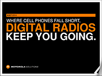 Digital Radios Vs. Cell Phones Presentation